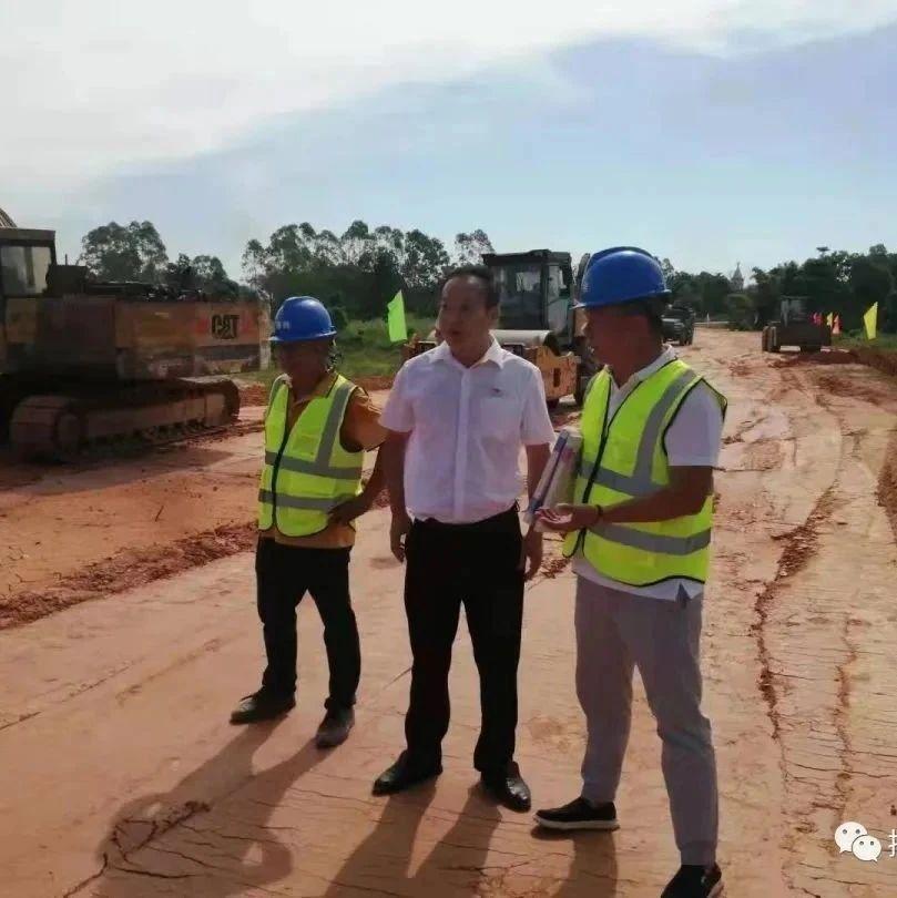 揭西这个重点项目投资1.69亿元,长约9.2公里,加快建设中