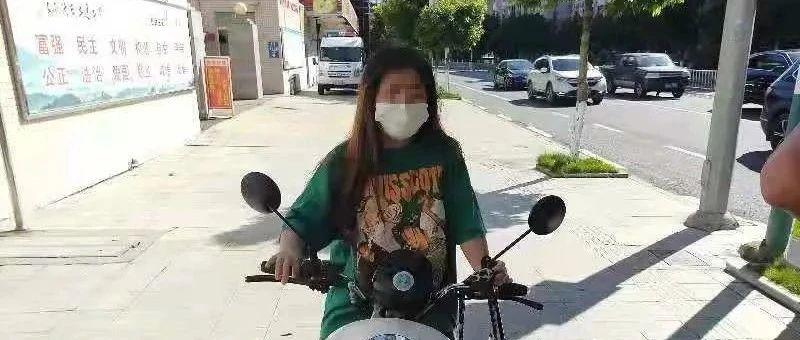"""00后靓妹上榜!揭西最新一批无戴头盔""""网红""""曝光!"""