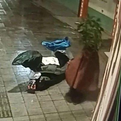 胆大包天|半夜三更,揭西县城惊现偷花贼