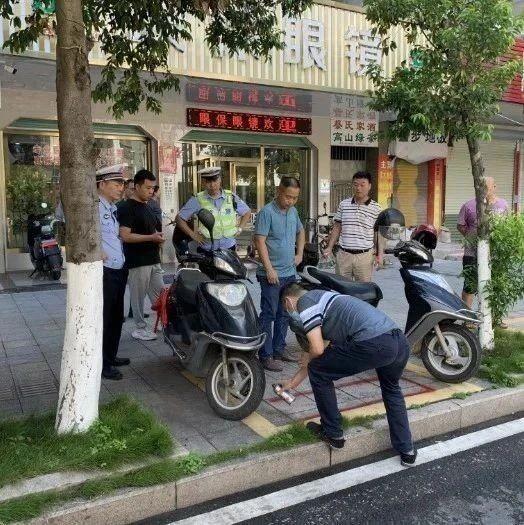 揭西县开展新能源城乡公交一体化站点站牌选址工作