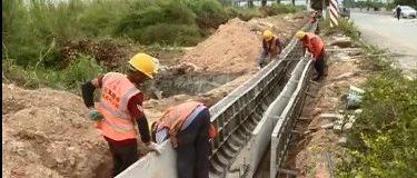 揭西这条公路计划总投资1亿9千9百多万元,力争今年10月底完成主体建设!