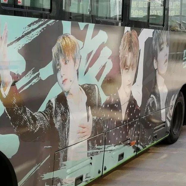 震惊!揭西明星竟然出现在一辆揭阳的公交车上......
