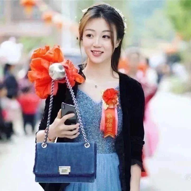 潮汕这个村最全最美女标图集!美爆了!