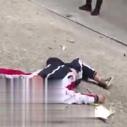 """""""鬼火少年""""又�J�!揭�一女�W生被""""鬼火""""撞�w"""