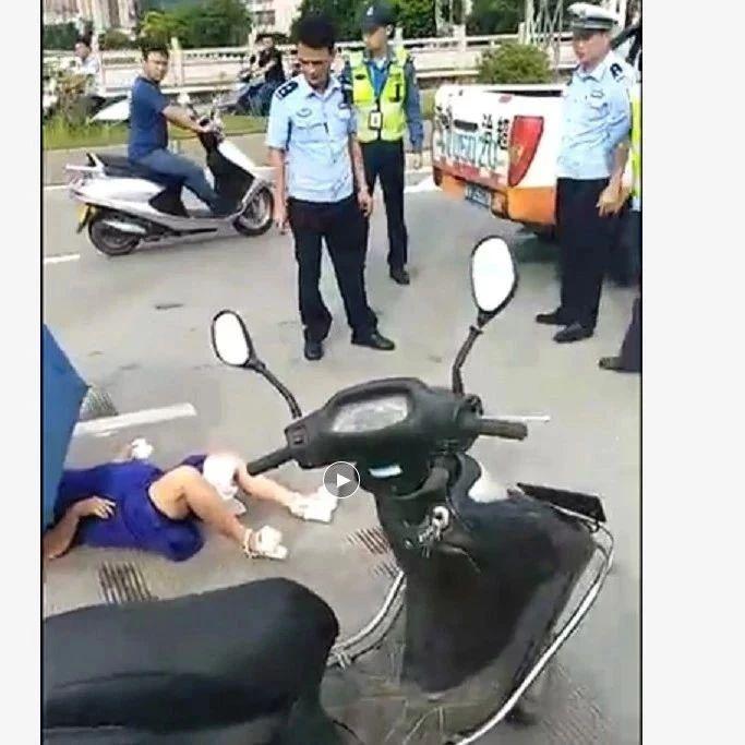 简讯三则|昨天揭西县城发生车祸......