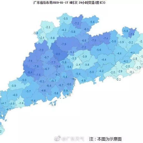冷空气来刷存在感了!最低只有10℃,不少揭西人被冻醒~
