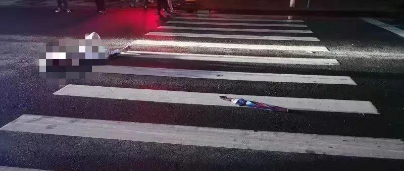 一揭西老人凌晨在路口被撞身亡,肇事者竟然逃逸...