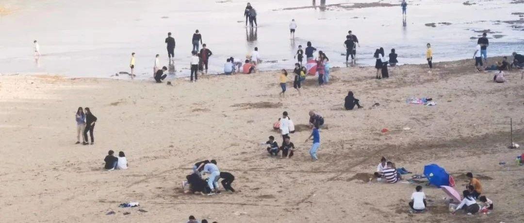揭西网红沙滩刷爆朋友圈,你可曾想过这件事...