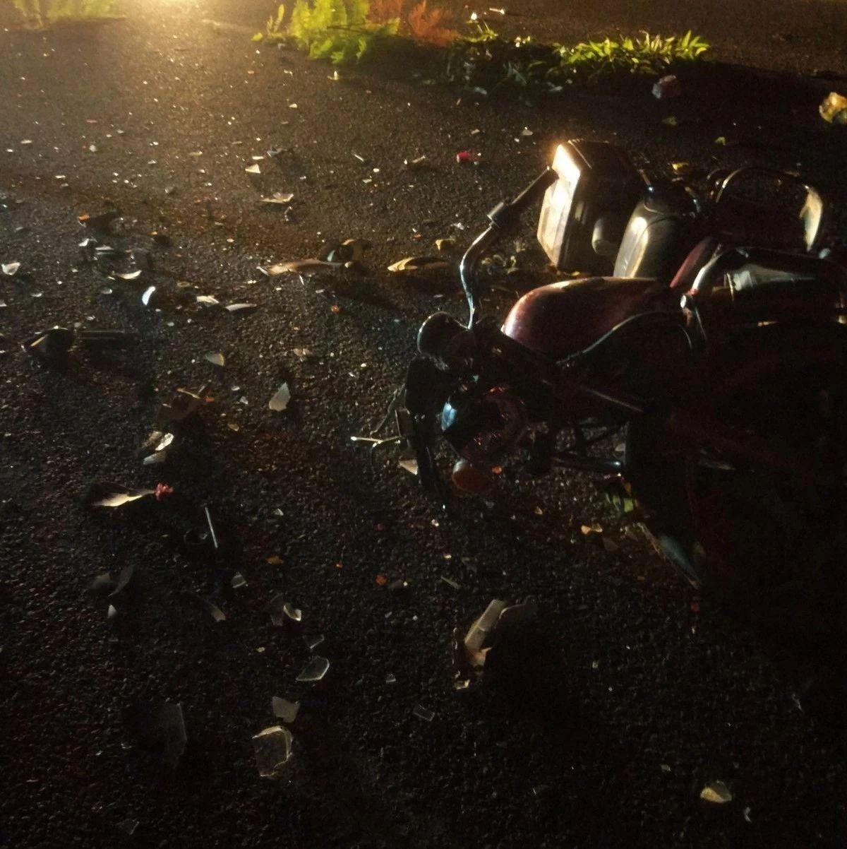简讯两则|昨晚京棉公路上发生一起交通事故......