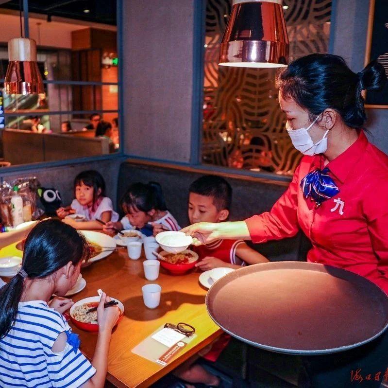 海南:餐饮服务者不得主动提供这四类一次性餐具
