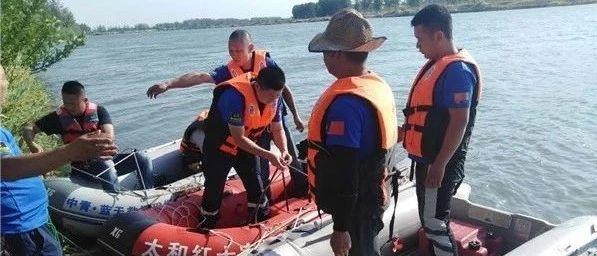 事发颍上!一男子落水失踪,水面仅剩船和鞋……