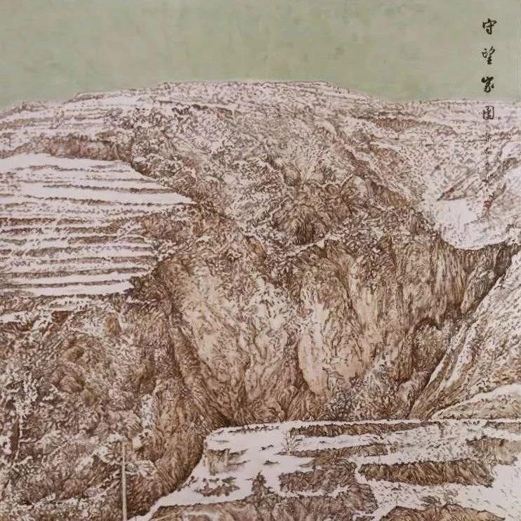 中国美术人物志・当代艺术家――梁吉章