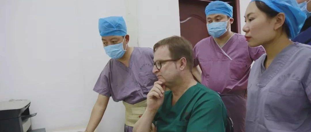 福彩3d胆码预测市中医院迎来了国际心血管病专家传经送宝