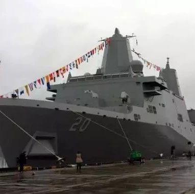 两艘美国军舰此时访港,被中国拒绝