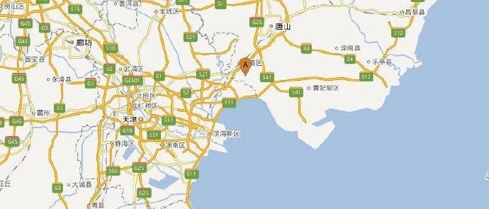 突发!唐山地震,?#26412;?#38663;感明显