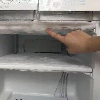 """不管冰箱多厚的冰霜,�@�N""""水""""放�M去,10分�自�用�落"""