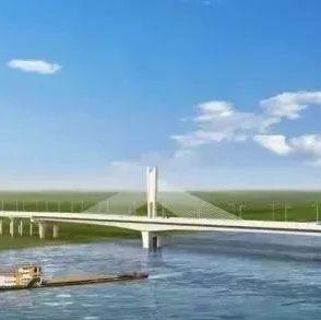 未来将建设两座淮河大桥连接河南!