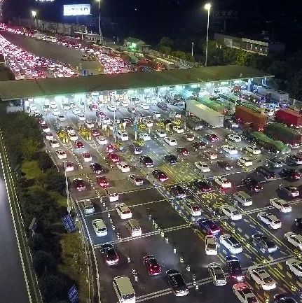 高速公路省界收�M站取消!但是......