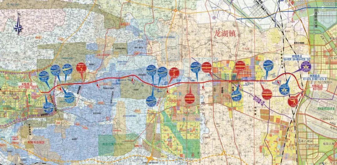 S317省道,新郑线路已确定!来看看经过你家没?