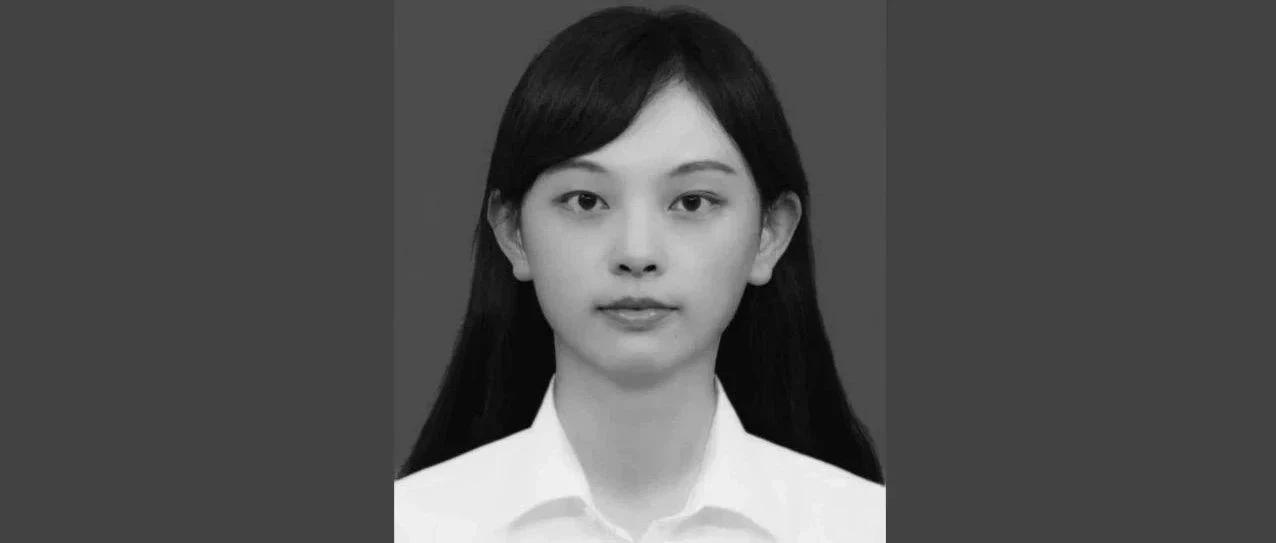 方璇,是个美丽的姑娘