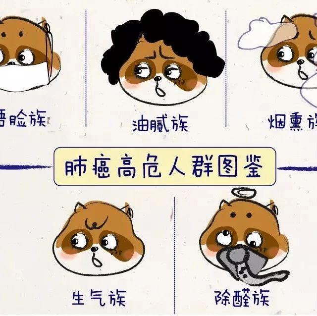 荆门人请注意:中国肺癌高危人群图鉴!非战斗人员请迅速撤离
