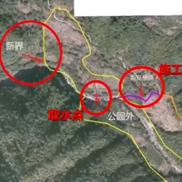 �r夫山泉被指在武夷山�Я秩∷�,真相究竟如何?
