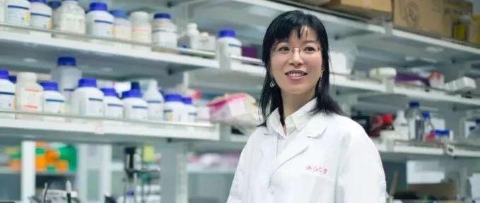 亚洲第一人!这位女教授获国际大奖,实力颜值双爆表