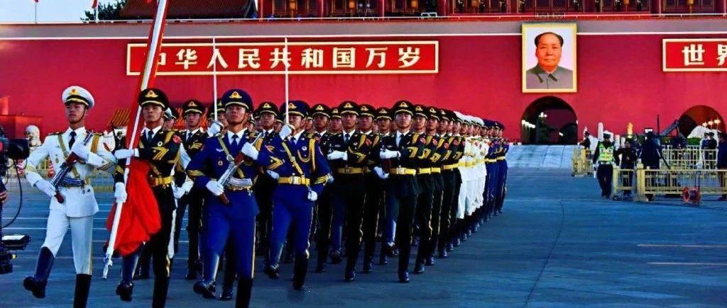 """国庆节,信丰人来感受一下祖国最""""燃""""的地方!"""