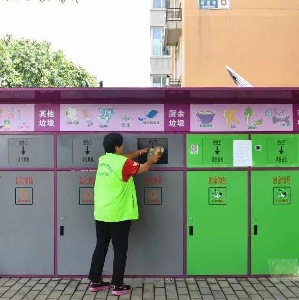 垃圾分类终于轮到北京了!个人扔错拟罚200元