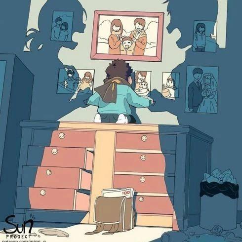 【荐读】一组真实的成人漫画,揭露了身边多少社会潜规则……