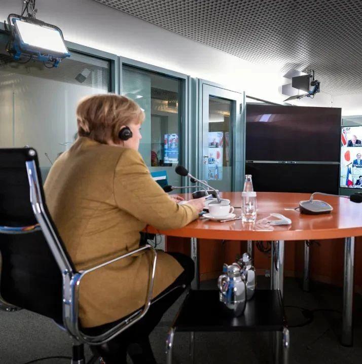 关于中国,默克尔公布G7集体决定!