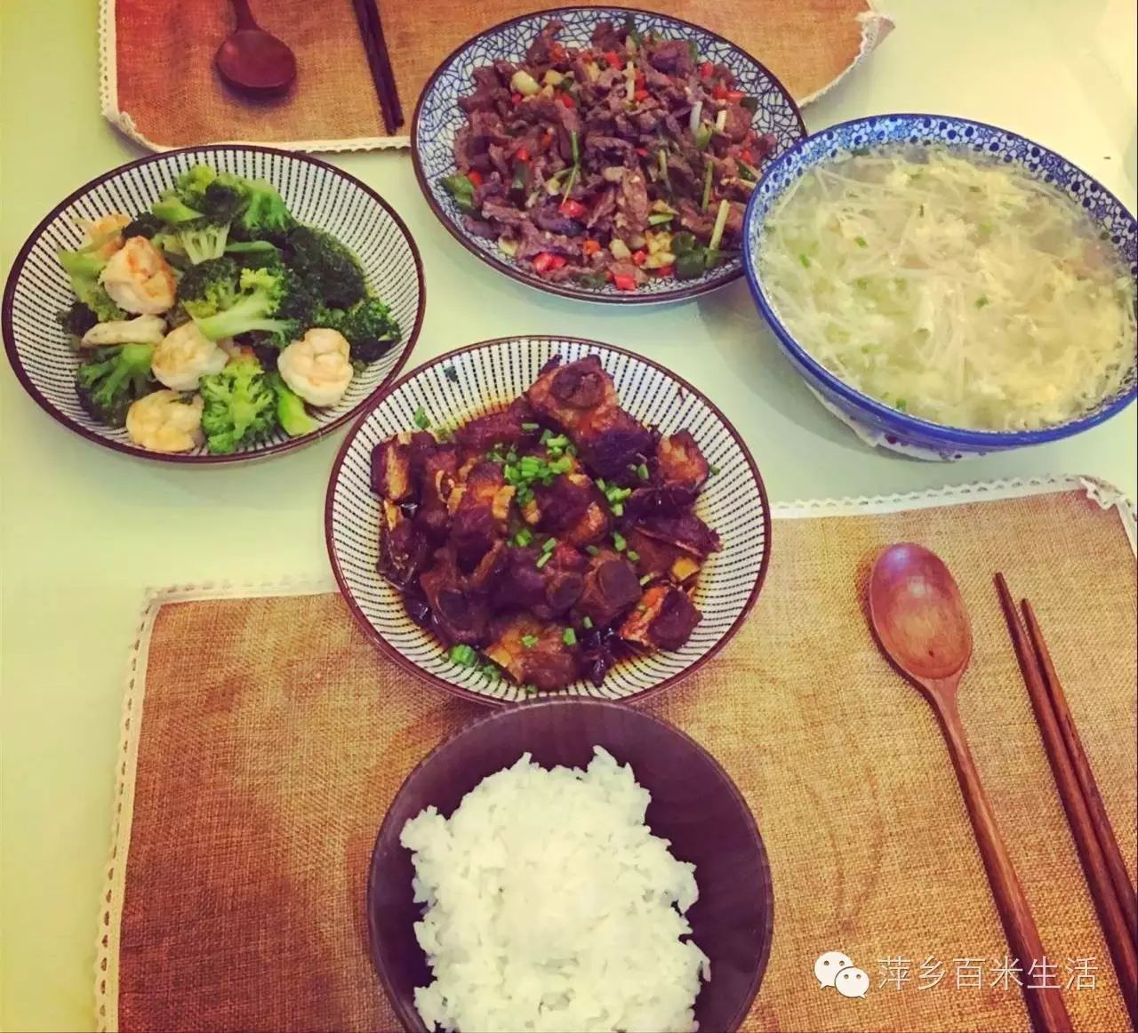 美食▕萍乡一普通妈妈,做的饭菜居然……
