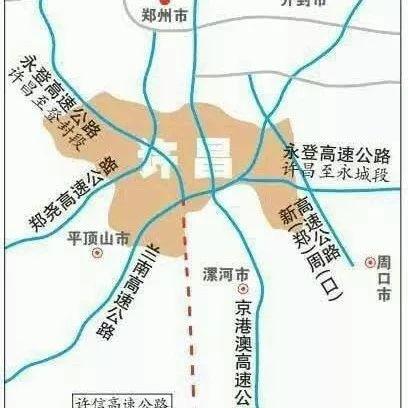 全省首个!信阳将再添一条意义重大的高速公路!今年开工建设!