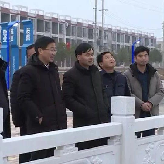 县委书记刘勇亲自调研考察,光山这个小镇未来将有大发展!