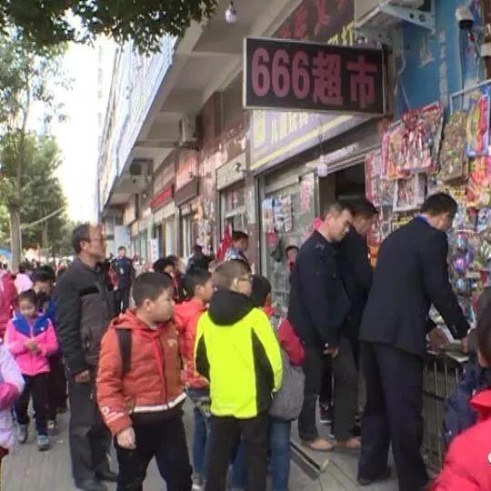 动真格!光山县开展城区学校门前交通拥堵专项治理行动!
