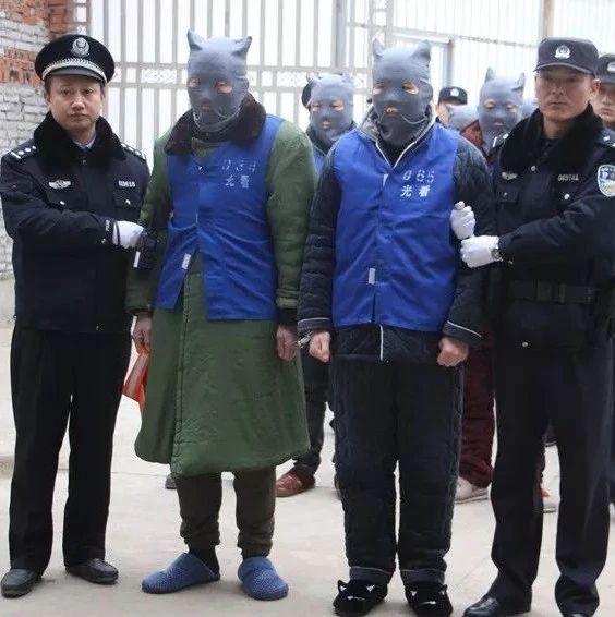 光山县看守所原监区251名在押人犯完成安全转移