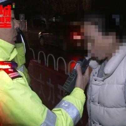 周�!公安交警再赴徐水,�榱诉@件事!