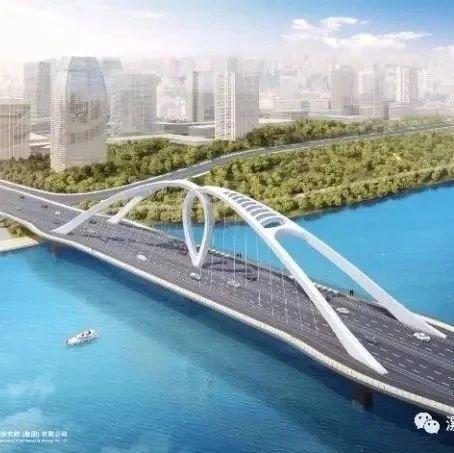 """总投资7.6亿!漯河市城乡一体化示范区""""五路一桥""""即将通车!"""