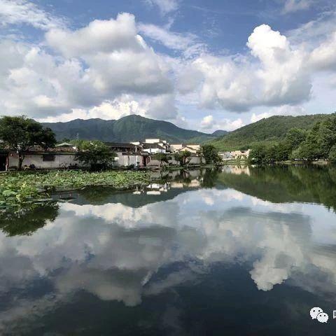 澳门太阳城官网区这个村上榜皖美乡村旅游线路,你去过吗?