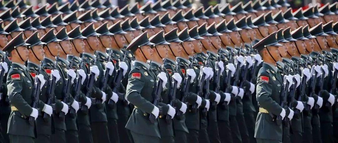中国军人到底有多帅?今天的头条,只想留给他们!