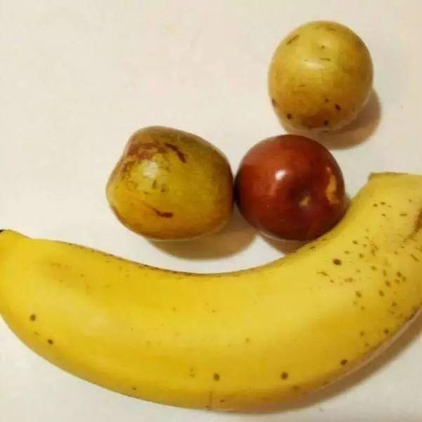 注意!如果今天有人请你吃香蕉+冬枣,一定要拒绝!别问为什么!