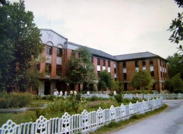 往事钩沉|老煤校的教学楼:萍乡五十年代的地标建筑