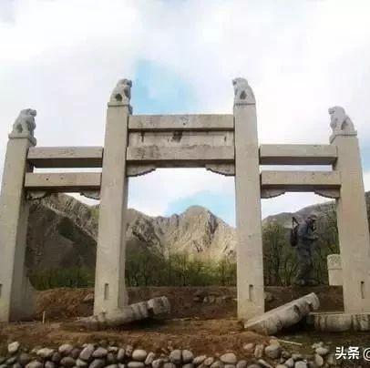 坐标涞水――康熙年间一品大员的墓地