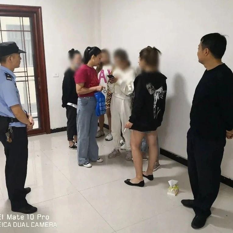 【浠水周边】武穴市一KTV非法拘禁4名未成年少女有偿陪侍