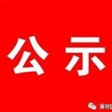 共计143名!清河县拟表彰教育工作先进个人名单公示!