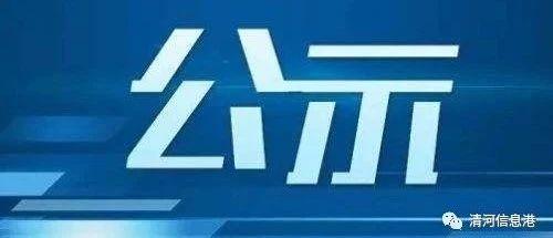 清河县2019年公开招聘人事代理幼儿教师笔试成绩公示