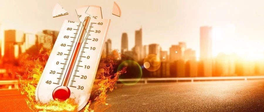 """高温阵雨齐飞,火炉下开水!洛阳近40℃+""""最虐""""40天来了,简直..."""