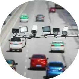 临夏广河县新建定点测速、交通信号灯和高清电子抓拍系统!
