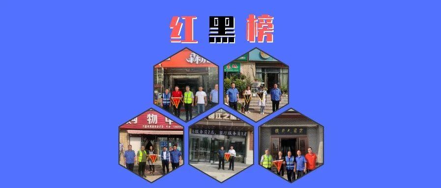 新郑龙湖镇一大批商户被曝光...