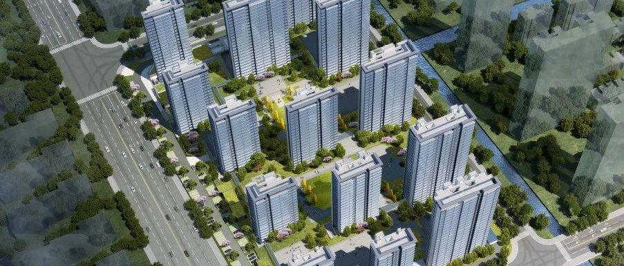 1198户!丽水城东区块新楼盘来了,最高26层!
